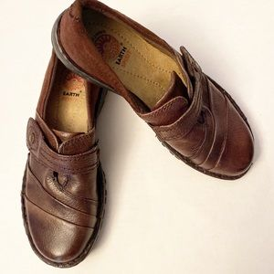 Earth Spirit Gelron 2000 Shoes Brown Size 6